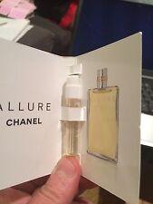Chanel Allure for women EDT travel sample 1.5ml
