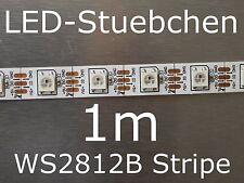 1m WS2812B RGB Stripe - LEDs mit integriertem WS2811 controller, 60 LED/m