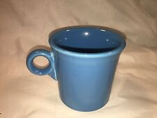 Homer Laughlin Fiesta Ring Handle Tom & Jerry Mug Coffee Cup Lapis Blue