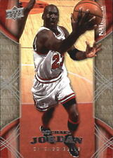 Michael Jordan #NAT6 Upper Deck National VIP 2008/09 NBA Basketball Card