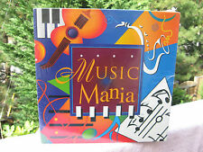 Music Mania Game Of Exciting And Challenging Music Trivia New & Factory Sealed!