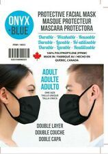 Cloth Face Protective Black Facial Reuusable,Washable FreeLocalShippingUsa