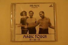15-16-17 -MAGIC TOUCH- CD-LOVERS ROCK- DEB MUSIC  !!!!!!!!!!!!!