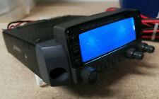 "⭐ KENWOOD TM-V7E ""Blaue Wunder"" VHF/UHF Dualbander, Displayschaden *ansehen* ! ⭐"
