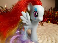 my little pony mon petit poney g4 RAINBOW DASH hasbro 2010 idée noël