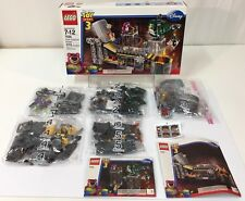 LEGO Toy Story Trash Compactor Escape 7596 Missing Pieces