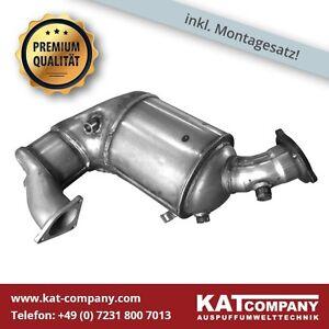 Dieselpartikelfilter DPF Audi A4 8K0254751EX