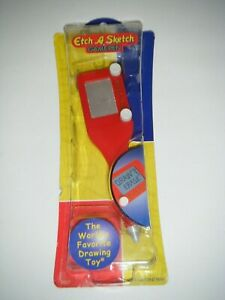 Etch A Sketch Game Pen Novelty Toy