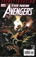 New Avengers Comic 43 Cover A First Print 2008 Brian Michael Bendis Jim Cheung .