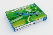 01638 Trumpeter Jet WarJet Condor German FW 200C-4 Aircraft Model DIY 1/72