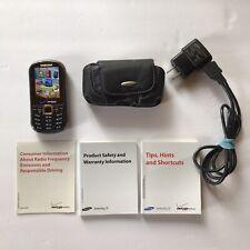 Samsung Intensity II SCH-U460 Deep Gray Verizon Cellular Phone