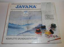 JAVANA Water Color Silk Painting Set - C.Kreul - Made in Germany