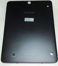 "Samsung Galaxy S2 SM-T813 9.7"" Original Back Cover Housing Middle Frame Black"