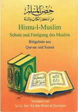 ISLAM-ABAYA-NIQAB-KORAN-Kopftuch-Hisnul Muslim - Schutz und Festigung des Muslim