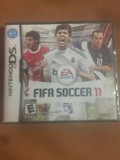 Brand New!!! FIFA Soccer 11 (Nintendo DS, 2010) Factory Sealed!!!