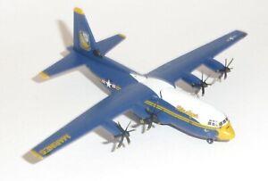 Lockheed C-130 USMC US Marines Blue Angels Gemini Jets Model 1:400 GMUSM103 G