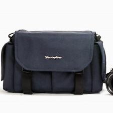 Canon EOS 700D 750D 760D D-SLR Camera Shoulder Bag Small (Navy) by Herringbone i