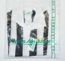 1987-1988 JUVENTUS KAPPA HOME FOOTBALL SHIRT (SIZE Y)