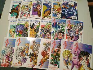 Dragon Ball AF (Young Jijii) Colección completa 19 TOMOS en Castellano
