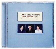 MANIC STREET PREACHERS - EVERYTHING MUST GO - NEW DELUXE CD ALBUM