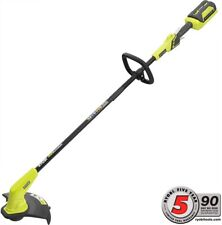 Ryobi Cordless String Trimmer 40V Li-Ion Multi-Speed (Battery/Charger Included)