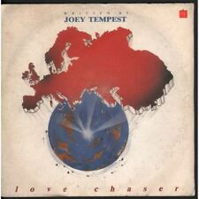 "Joey Tempest ‎‎Vinile 7"" 45 giri Love Chaser / Drum Drum - Technology ‎Nuovo"