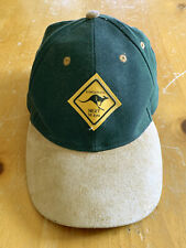 Australian Souvenir Kangaroo Road Sign Baseball Hat