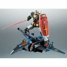ROBOT SPIRITS SIDE MS RX-78-2 GUNDAM & G-FIGHTER Ver A.N.I.M.E. REAL TYPE COLOR