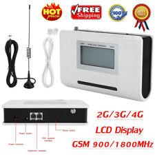 GSM Fixed Wireless Terminal SIM Phone Landline Caller Gateway LCD Connect Alarm