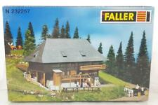 UNOPENED FALLER N 232257 - N GAUGE KIT - LARGE BLACK FOREST WATER MILL