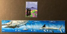 Portugal 2004 - Azores stamps WWF, Europa CEPT MNH