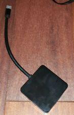 Mini Displayport to HDMI / DVI / VGA Display Adapter