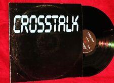 OST LP CROSSTALK CHRIS NEAL 1982 GRASS ROOTS AUSTRALIA PRESSING NM RARE