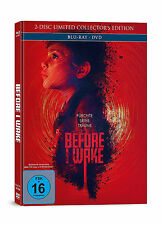 Before I Wake - Limited Uncut Mediabook Edition (Blu-ray+DVD) NEU&OVP!