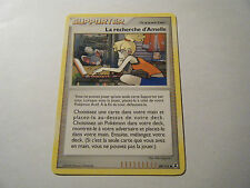 La Recherche D'Amelle - Supporter - 89/111 - Pokemon Platine Rivaux Emergeants