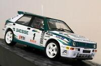 Altaya 1/43 Scale Lancia Delta Integrale Ciocchetto Rally 1993 Diecast Model Car