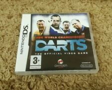 PDC World Championship Darts (Nintendo DS, 2009) Game w/ Manual