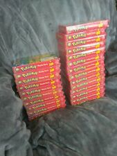 LOT OF 24  Vintage Pokemon VHS Tapes  PIKACHU PARTY & FASHION VICTIMS SEALED