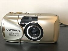 Olympus Stylus Epic Zoom 80 DLX 35mm Point & Shoot Film Camera