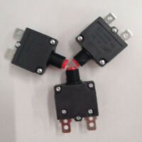 5/10/20A Circuit Breaker Overload Protector Switch Fuse Resettable AC 125/250V--