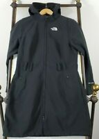 THE NORTH FACE Medium Womens Apex Bionic Windproof Trench Coat Parka Black $230