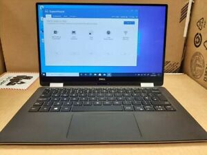 Dell XPS 13 9365 2-1 i7-8500Y Touch Laptop QHD+ 3200x1800 16Gb 512Gb NVMe W10P