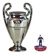 UEFA CHAMPIONS LEAGUE TROPHY. OFFICIAL LICENSED PRODUCT. SUBBUTEO CALCIO. 80mm.