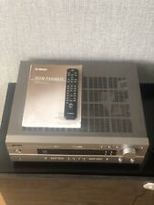 Yamaha HTR-5540RDS Home Cinema Amplifier with  Remote - TESTED - Amazing Sound