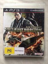 Ace Combat: Assault Horizon - PS3 Playstation 3 - $2 Off Per Extra Game