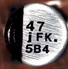40 x Panasonic EEVFK 0J470R 47uf 6.3v montaggio esterno
