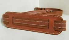 HARTMANN REPLACEMENT Shoulder Strap - Briefcase Luggage Bag / BROWN - FREE SHIP