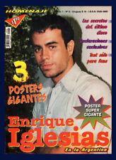 ENRIQUE IGLESIAS in ARGENTINA - Homenaje # 5 Special Magazine