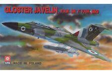PLASTYK S008 1/72 Gloster Javelin FAW.Mk7 / FAW.Mk9