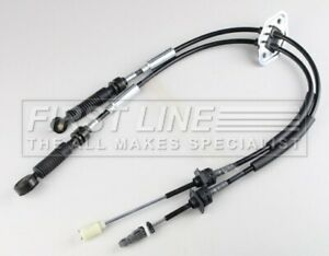 Gear Change Cable fits KIA RIO Mk2 1.5D 05 to 11 D4FA 5 Speed MTM Firstline New